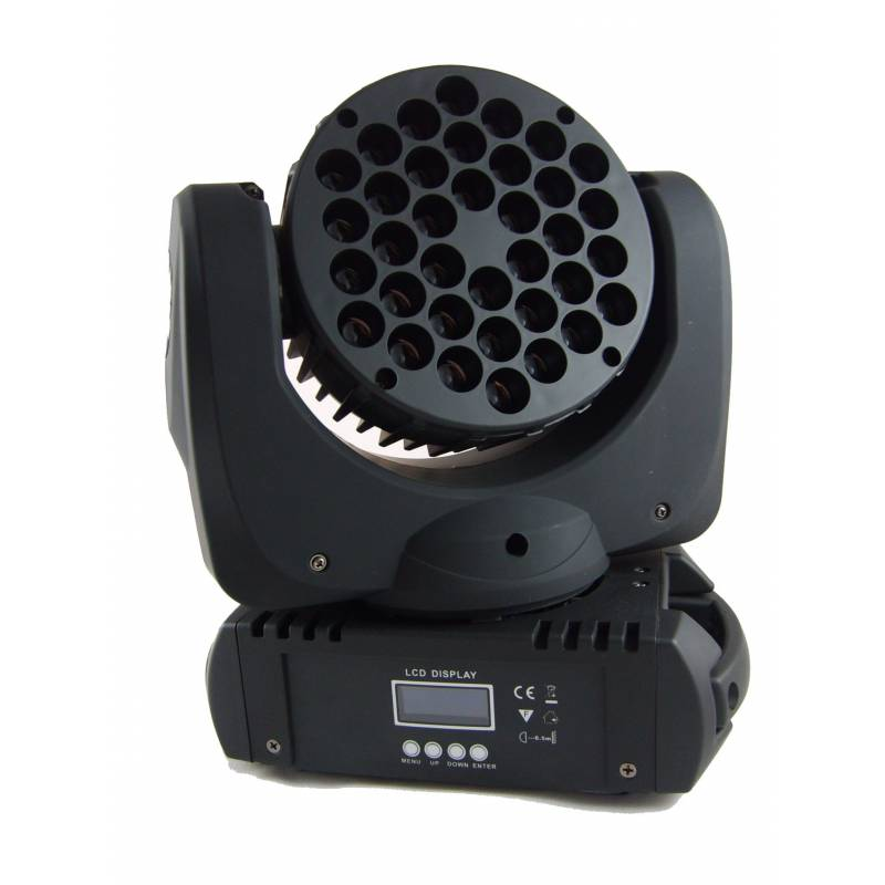 36pcs 3w led moving head beam