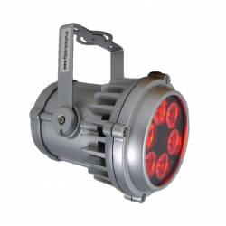LED PAR 36 6x10W RGBW 4in1 IP65