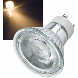 "LED Lamp 3W, warmwit GU10  ""H35 COB"""