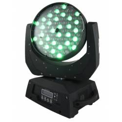 108*3W LED MovingHead with Zoom green
