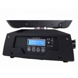 108*3W LED MovingHead with Zoom display